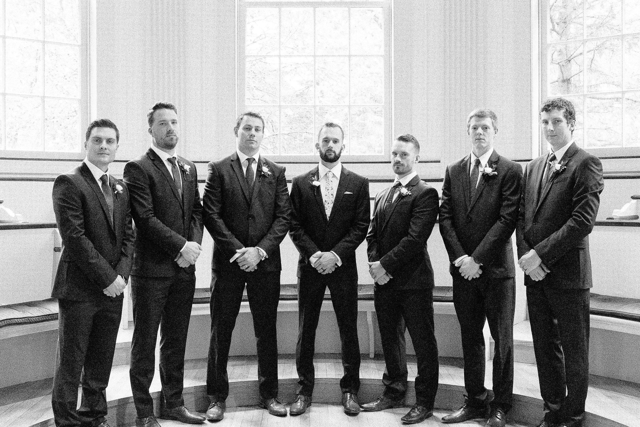 Kalamazoo Fall Wedding | Stetson Chapel