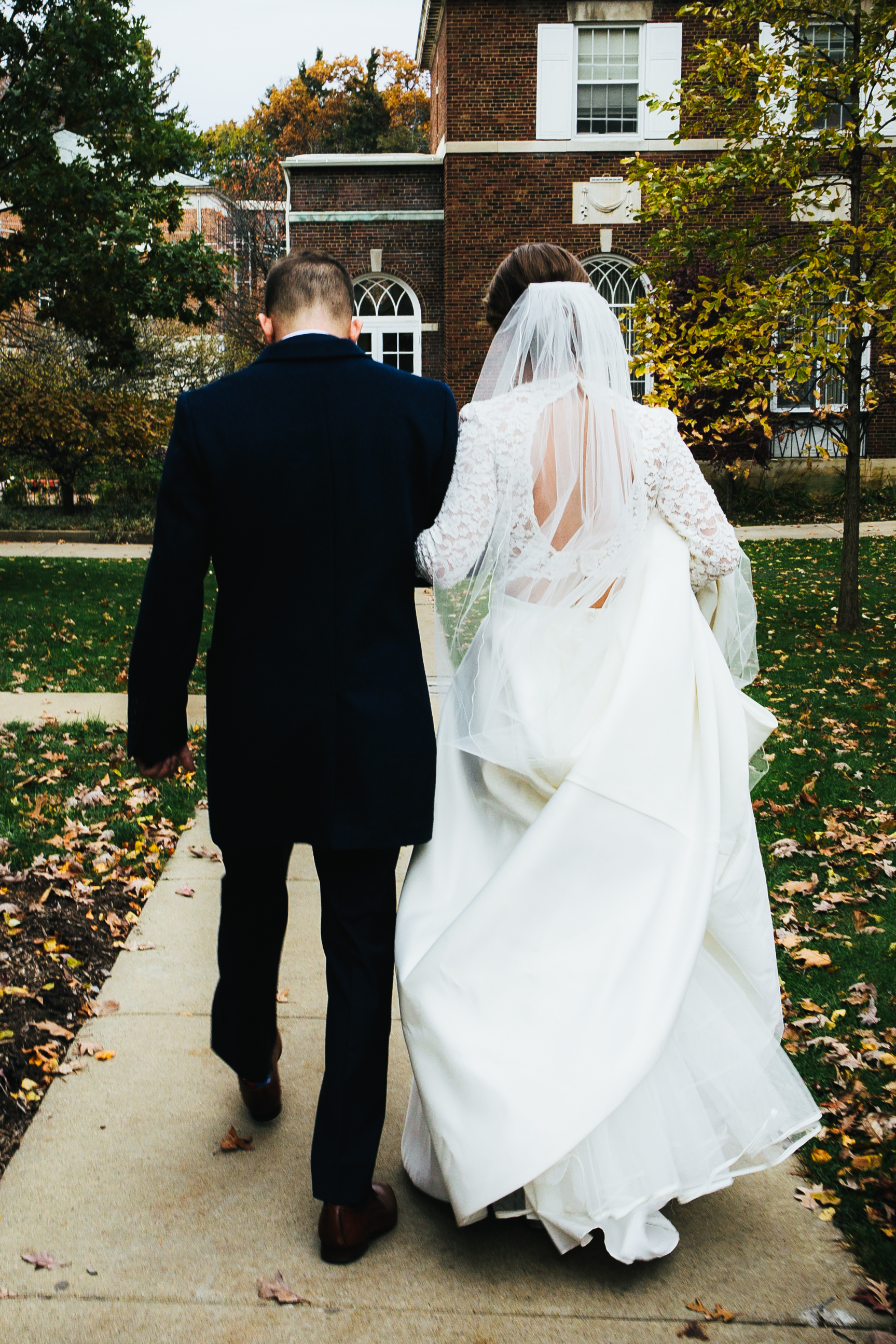 Kalamazoo Stetson Chapel Wedding