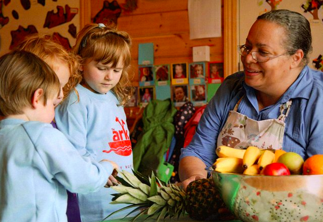Karen, Nursery Cook