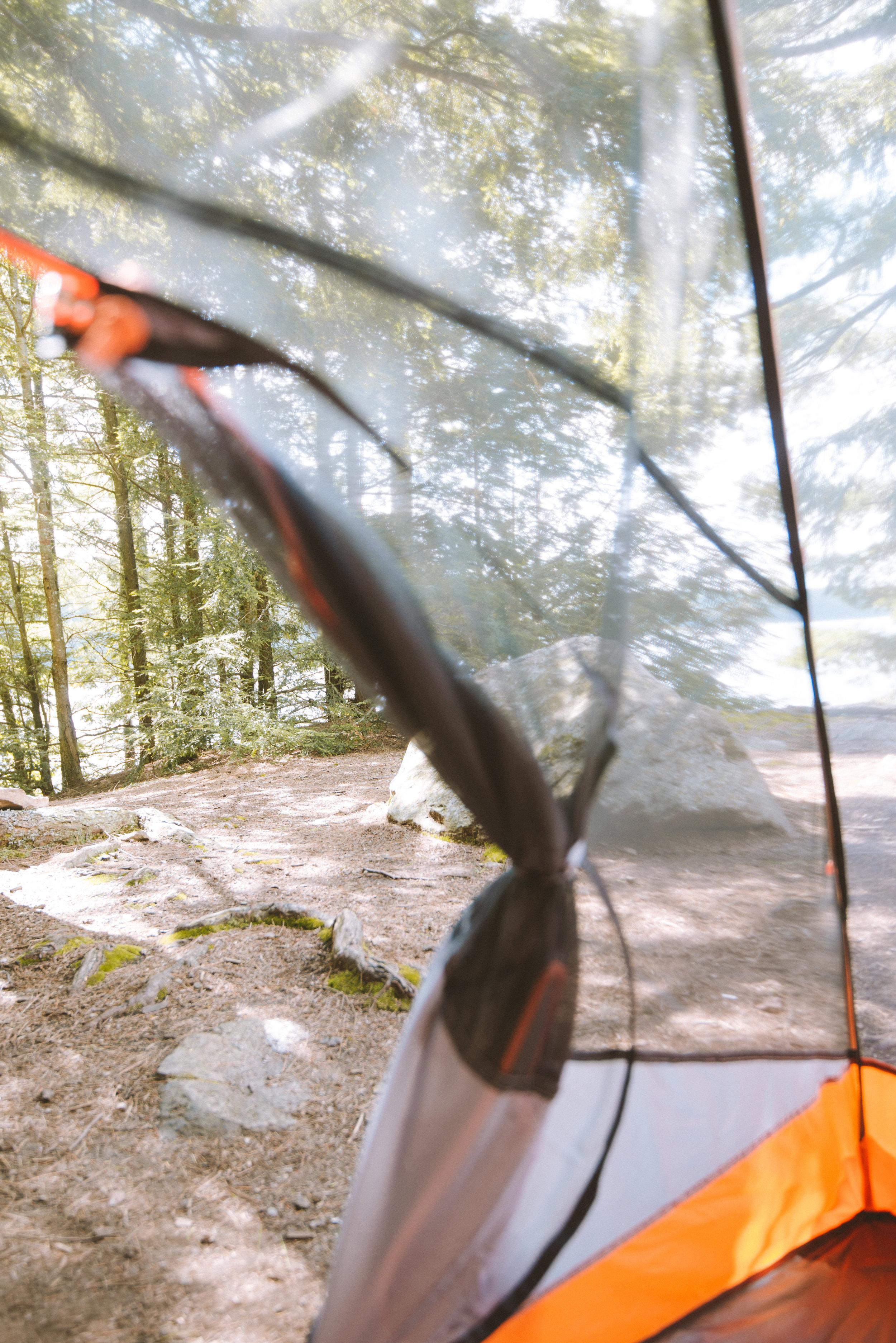 Opeongo Lake -Algonquin Provincial Park