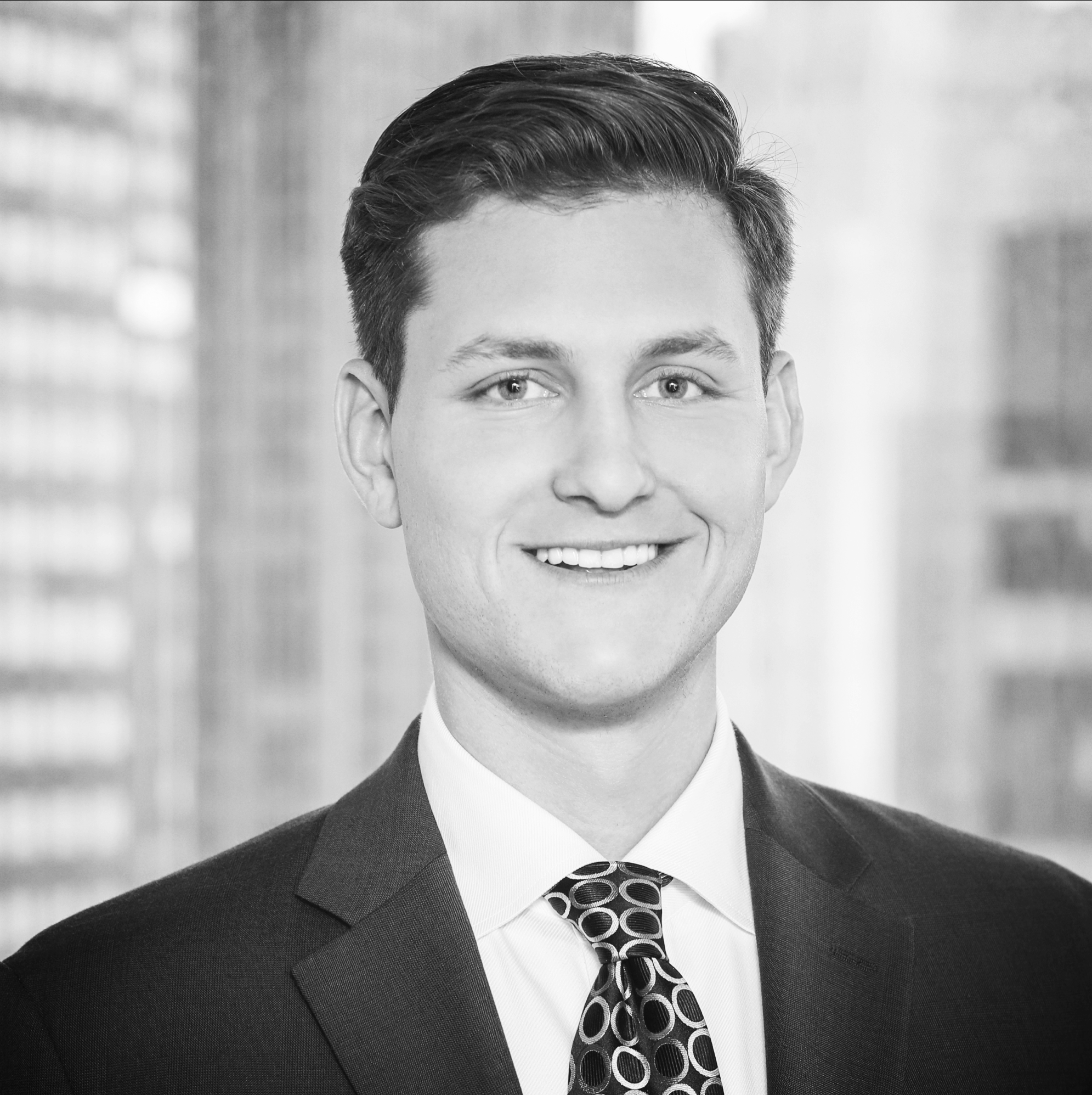 Spencer Correnti, Director of Operations