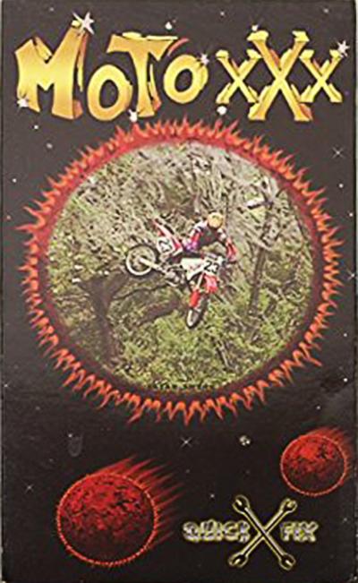 Moto XXX the movie on VHS, 1994