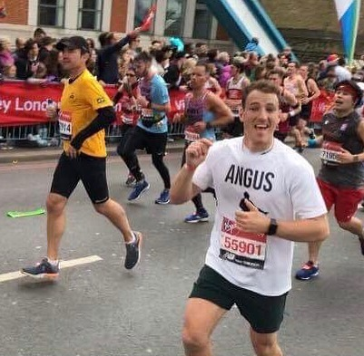 Well done @angusdixon for completing your first marathon in an incredible time of 3hrs 50! Everyone at Cavaliers HQ is so unbelievably proud of you! Hope you're having a few drinks to celebrate this evening #noexcuses #runlikeachampion #getinspired #londonmarathon2019