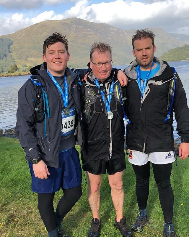 They've only gone and bloody done it!!!! Well done lads! You can still donate at the link below. @njbowie13 @alasdaircrawley  https://uk.virginmoneygiving.com/fundraiser-display/showROFundraiserPage?userUrl=AliCrawley&pageUrl=1