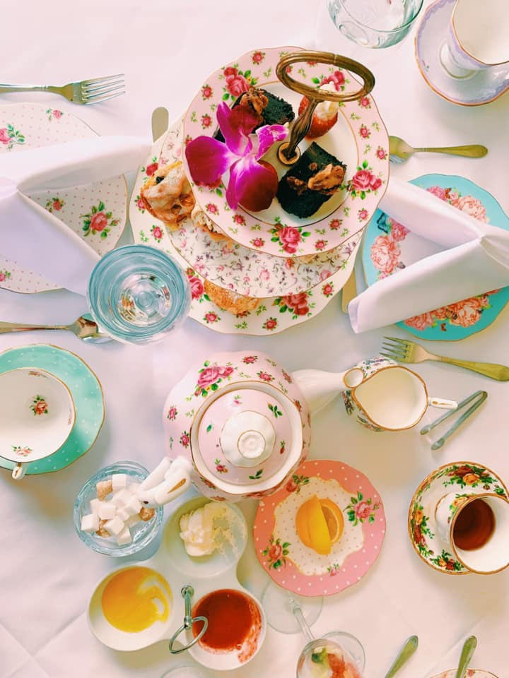 $22/pp Monday through Thursday    $25 pp Regency Afternoon Tea Friday & Saturday    HOLIDAY TEAS MAY BE SUBJECT TO MENU VARIATIONS