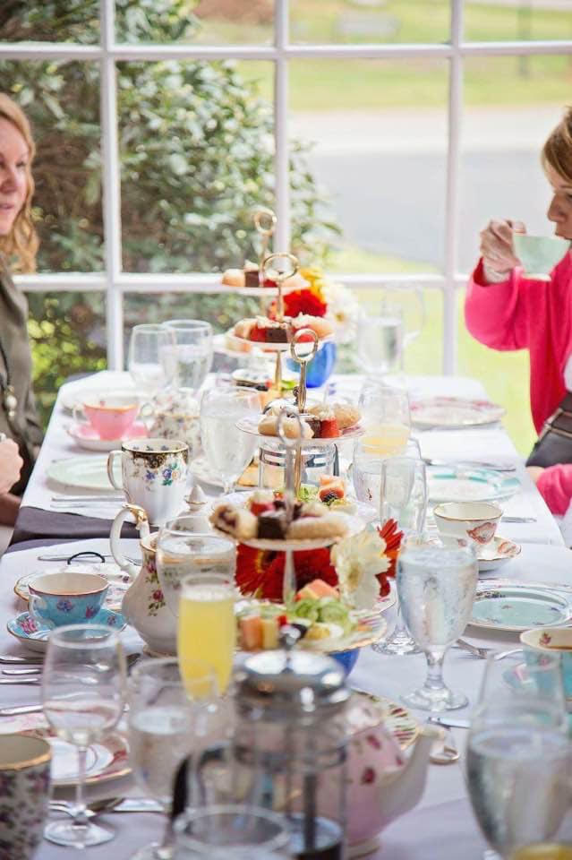 $30/pp HIGH TEA EXPERIENCE Monday through Thursday    $32/pp Friday and Saturday    HOLIDAY TEAS MAY BE SUBJECT TO MENU VARIATIONS