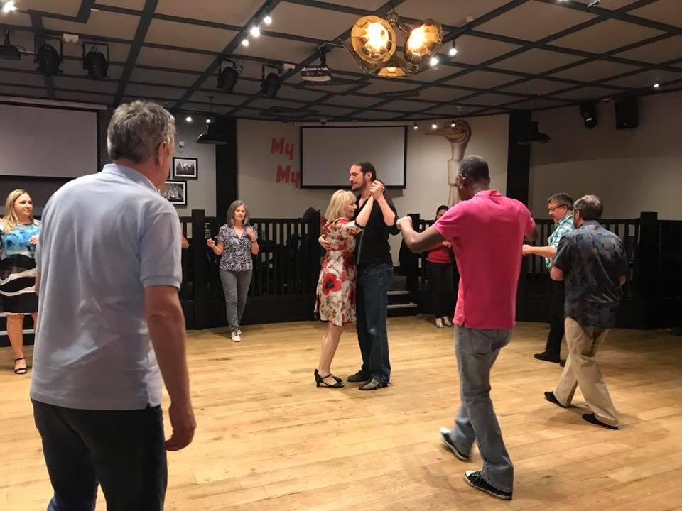 Tango Alchemy Bristol Argentine Tango Lessons