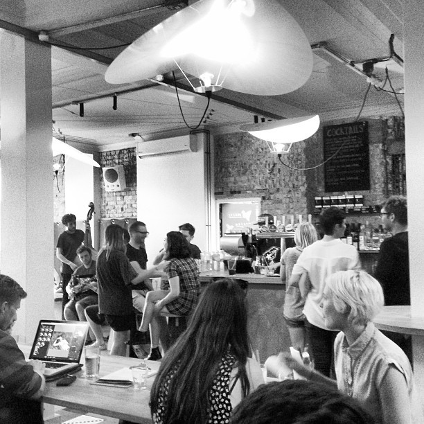 I can't wait to be here with you. @jmgcreative #broadwaymarket #london #eastlondon #stories