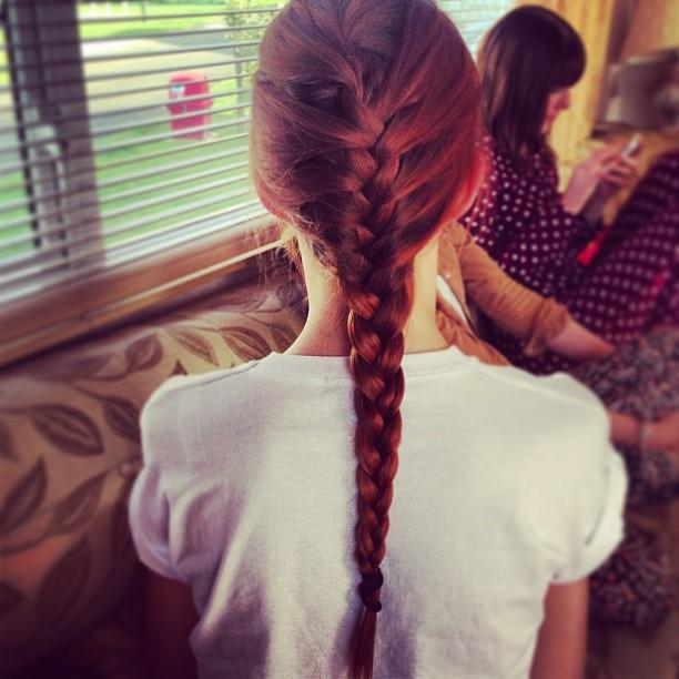 Mermaid hair by @tunnelout aka @letstryhard.
