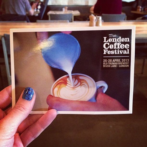 Heading here next weekend @LDNCoffeeFest @trumanbrewery with @jmgcreative @_tweedles and friends. #whatson #eastlondon #coffee