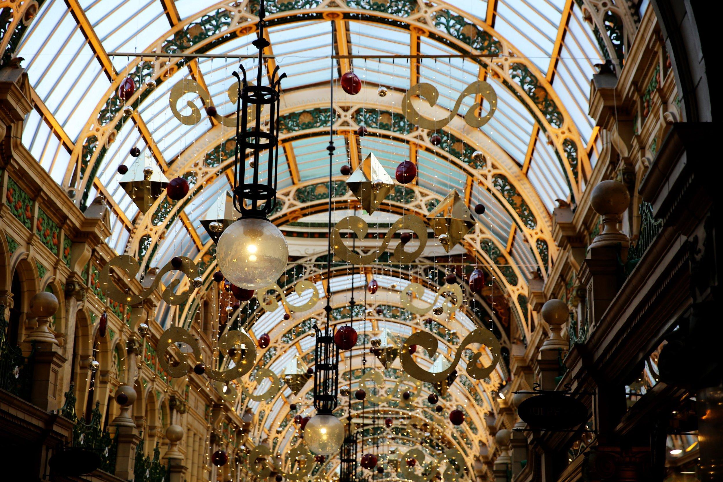 Lucie Loves Leeds Arcades