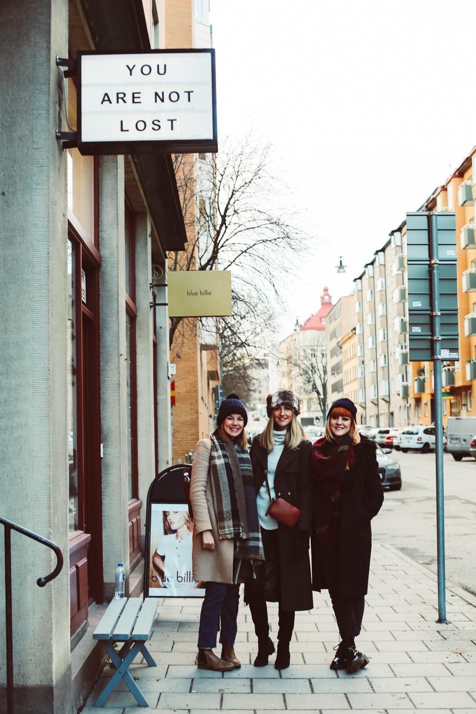 Lucie Loves Stockholm city break