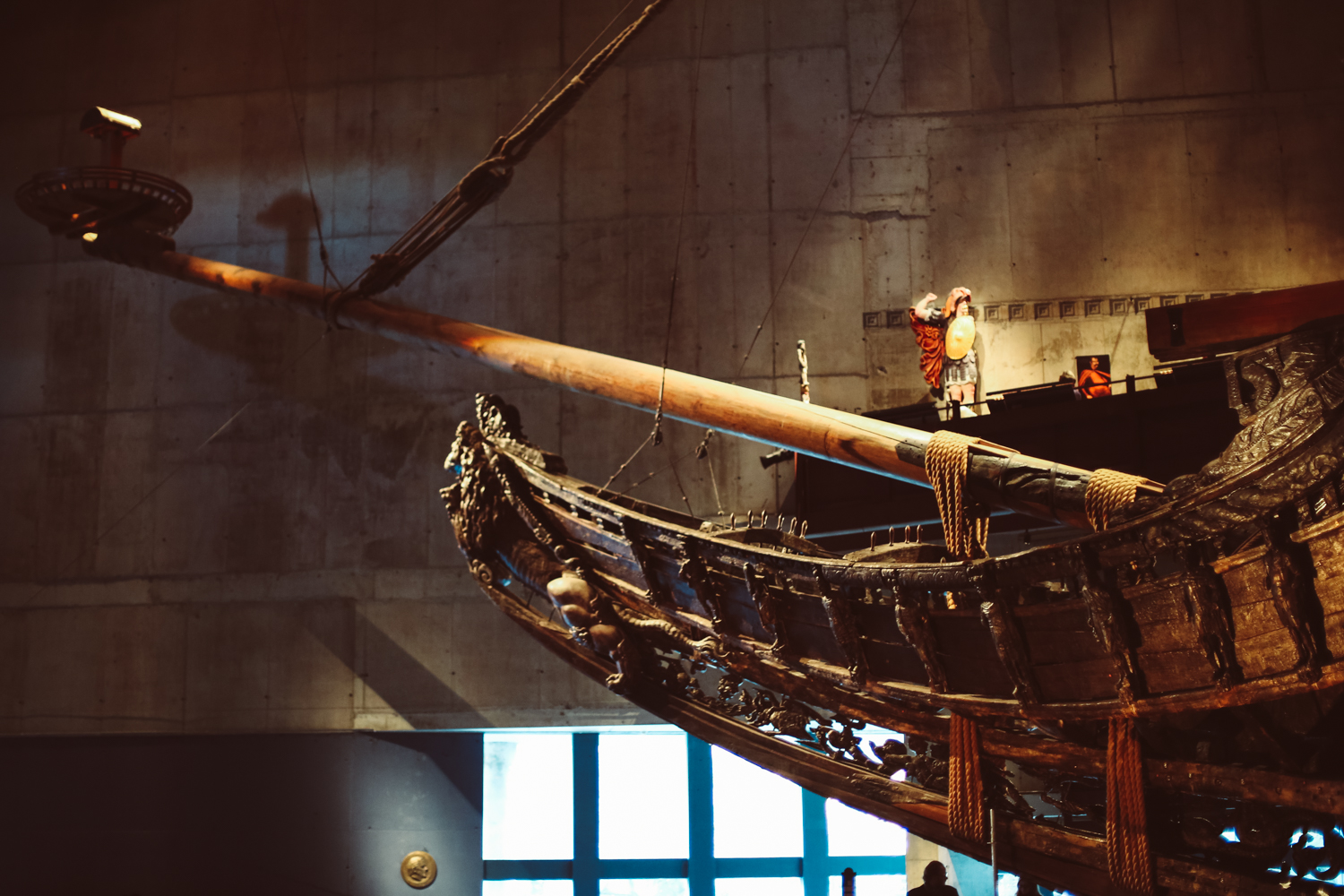 Tickets to Vasa Museum are included in the Stockholm Pass
