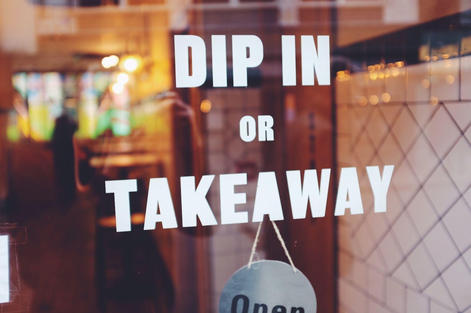 Hipchips Soho dip in or takeaway