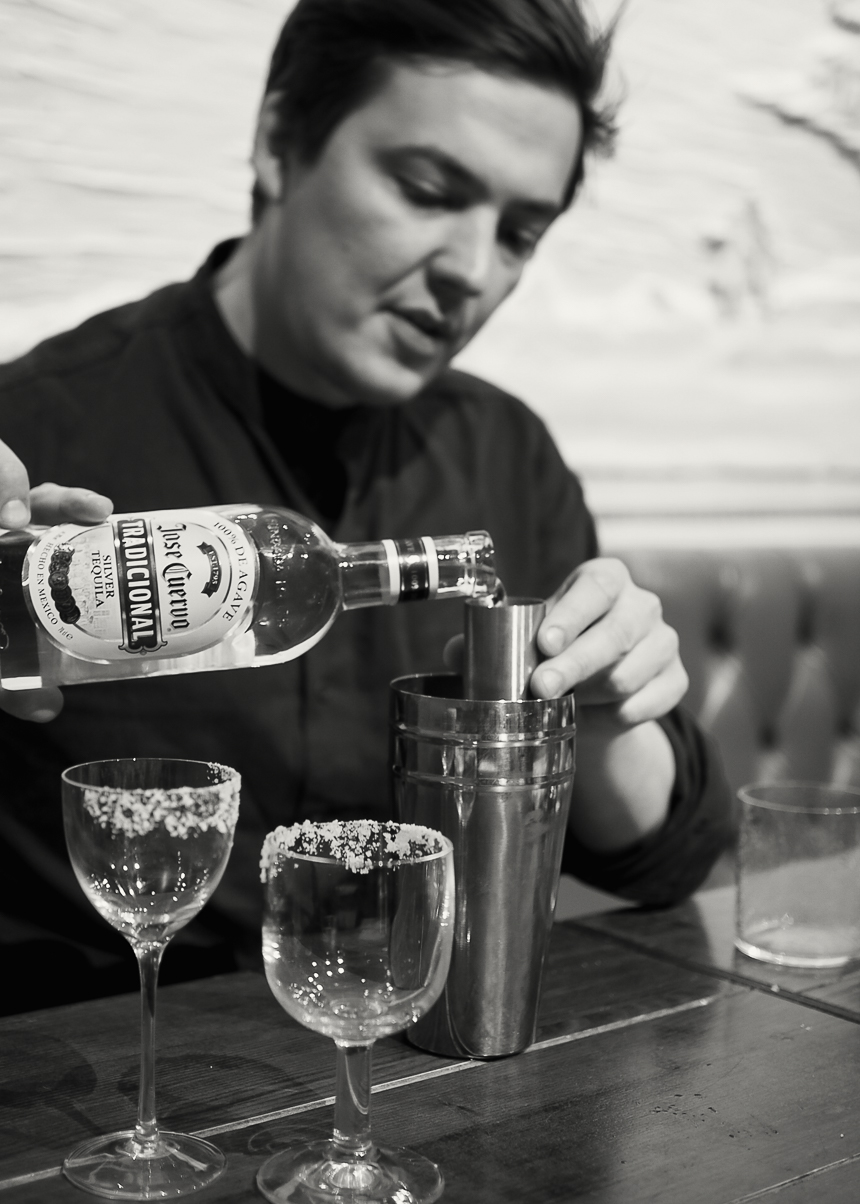 Salt Sommelier & Mixologist, Max Venning shows us how to make the perfect margarita