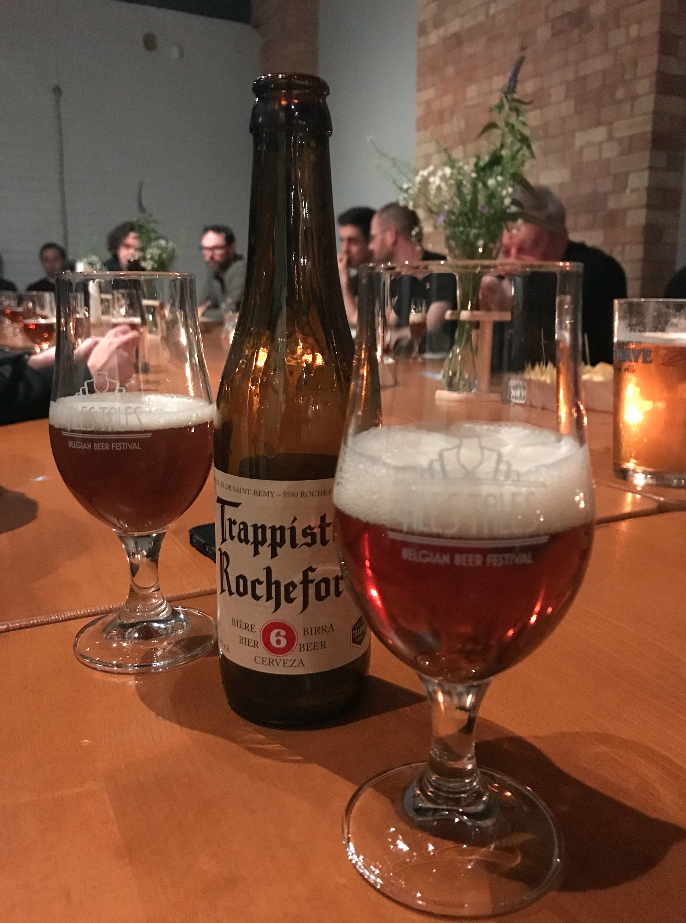 Belgian Trappist Beer at Ales Tales