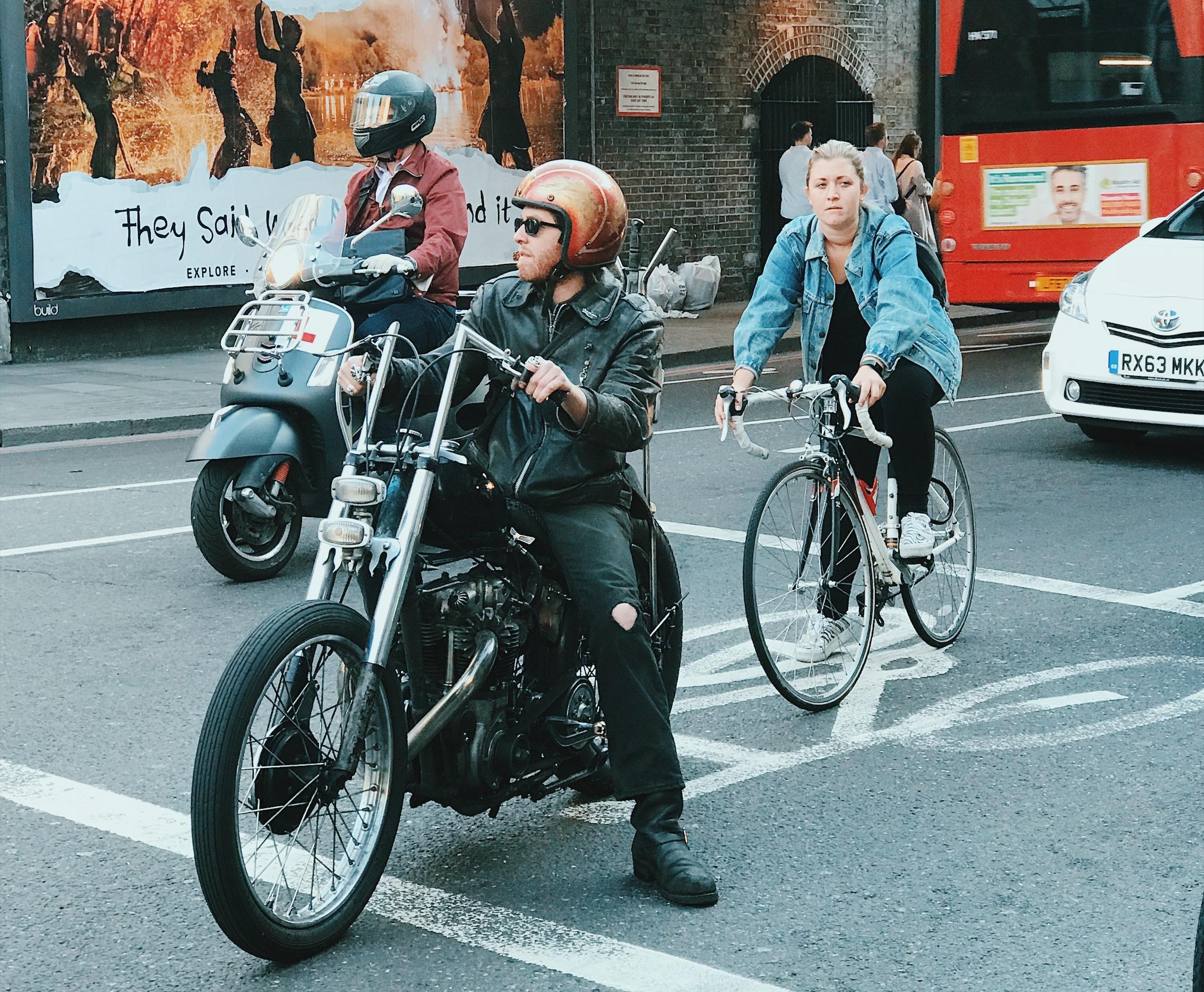 The Bike Shed East London