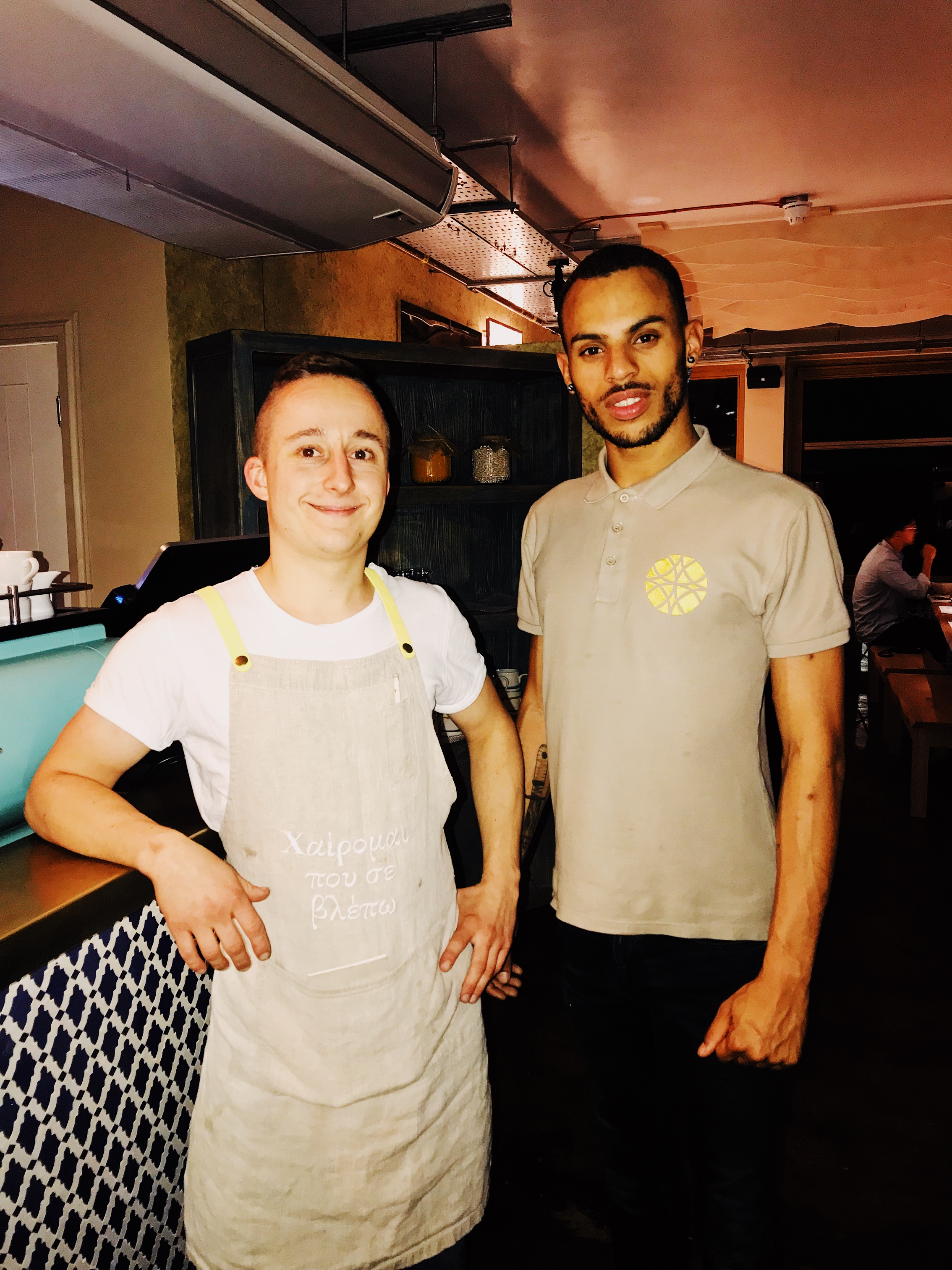 CERU's lovely team made us feel very welcome and recommended the tastiest dishes to try