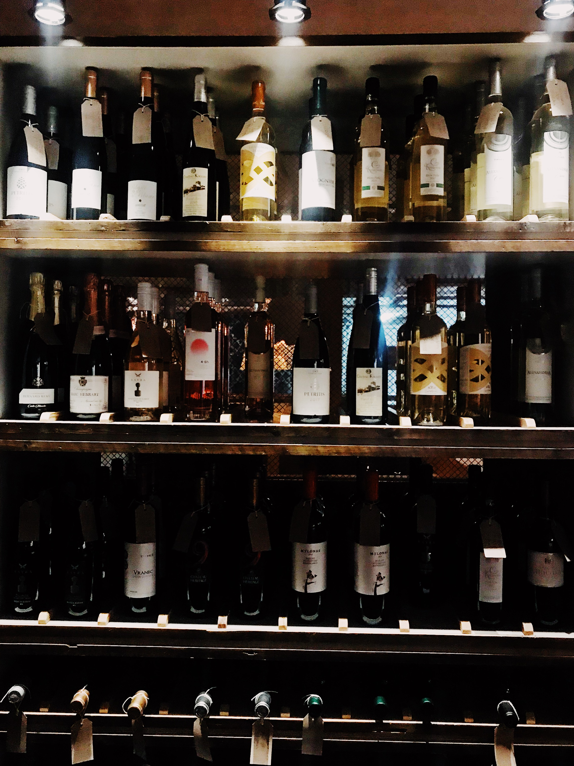 From Cyprus to Lebanon, CERU's fantastic wine selection means you can get the perfect glass of vino to compliment the Levantine flavours of your chosen dishes.