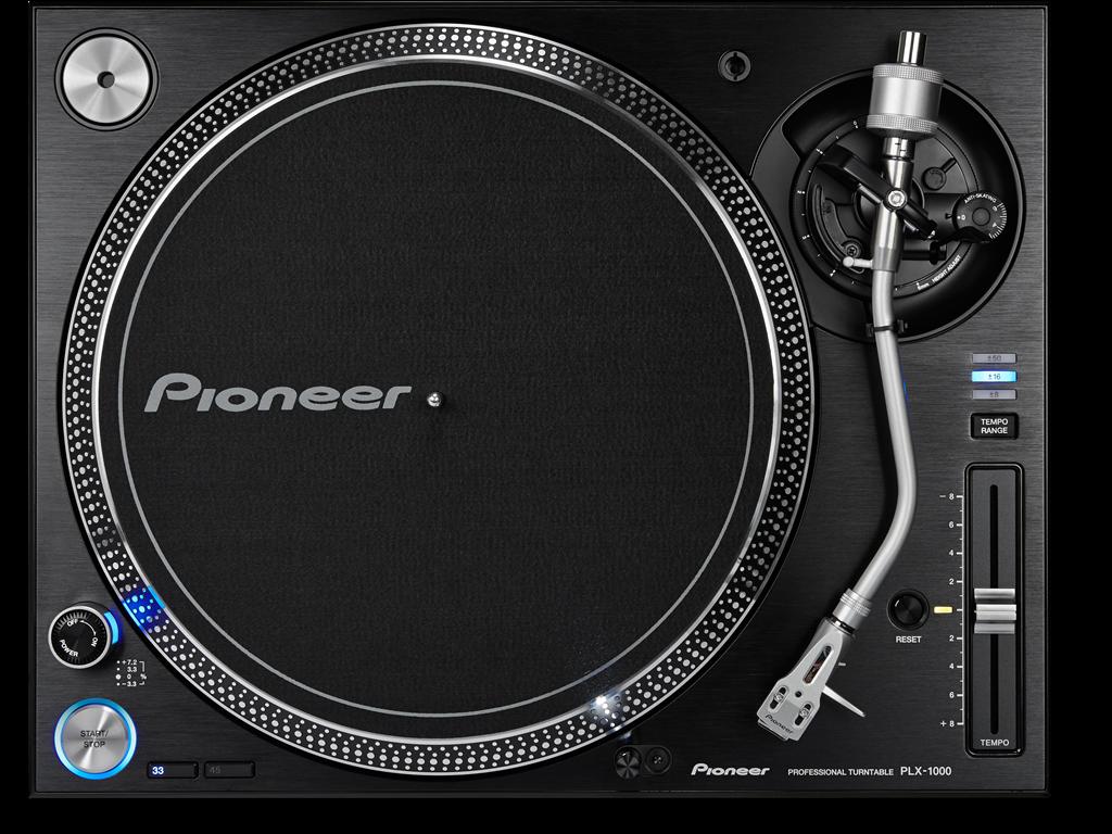 Pioneer PLX-1000 Phonograph. -