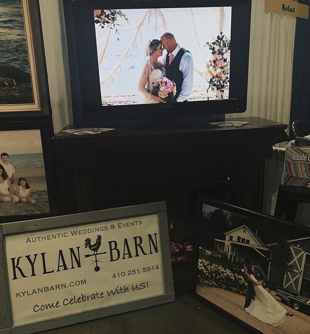Come visit Kylan Barn and @nextwavestudios at the Home, Condo, and Outdoor show this weekend at the OC Convention Center! Will we see you there? • • • • • • • • • • • • #oceancity #maryland #oceancitymd #photography #photographer #oceancityphotography #wedding #familyportrait #beachphotography #weddingphotography #weddingphotographer #weddingphoto #ocean #oceancitymd #oceancitycool