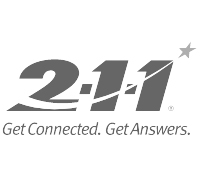 24 Hour Helpline: 2-1-1 www.211.org