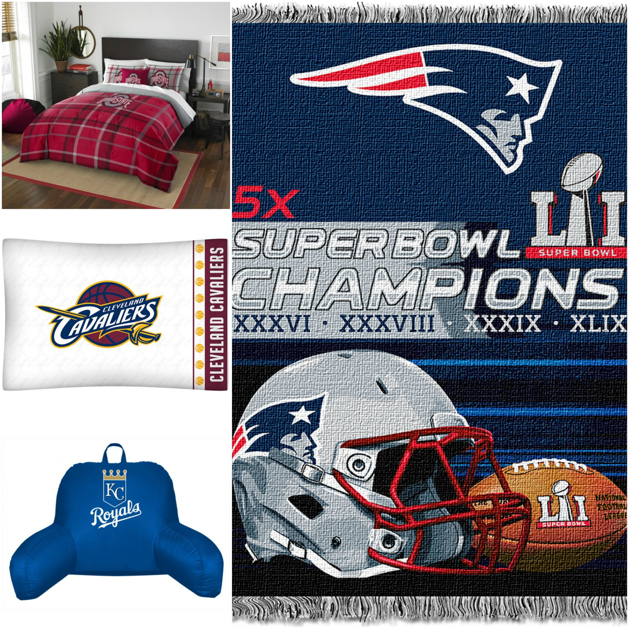Sports Bedding Everyone Will Love