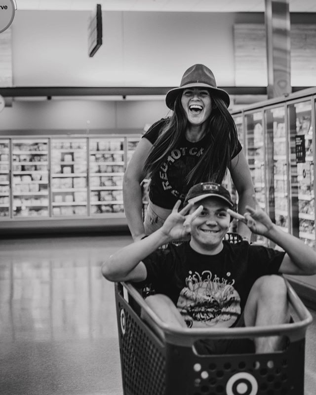 Clean up in the Ben + Jerry's aisle ••• •• • @target @rachelveltriphoto • •• ••• #rachelveltriphotography#targetphotoshoot#target#melandmarcgototarget#targetadventures#coupleshoot#targetcouple#denverweddingphotographer#coloradodestinationweddingphotographer#coloradophotographer#destinationphotographer#authenticlovemag#wanderingweddings#wanderingphotographers#muchlove_ig#elopementlove#lovestories#cuties#goofballs
