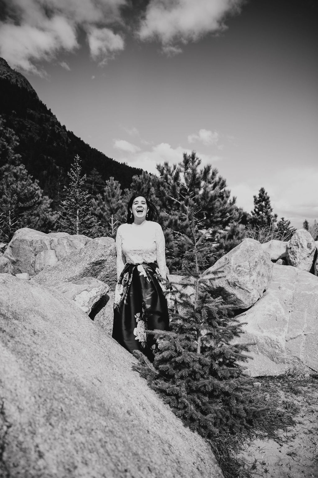 rocky mountain national park engagement