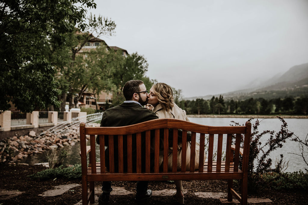 broadmoor engagement
