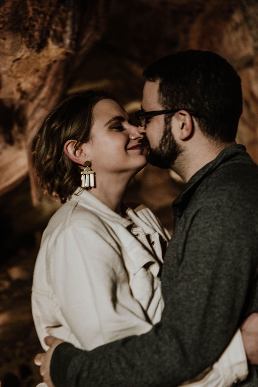 cave of the winds engagement