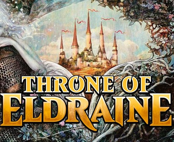 Friday Night Magic! We are drafting Throne of Eldraine and playing Modern tonight at 6:30!