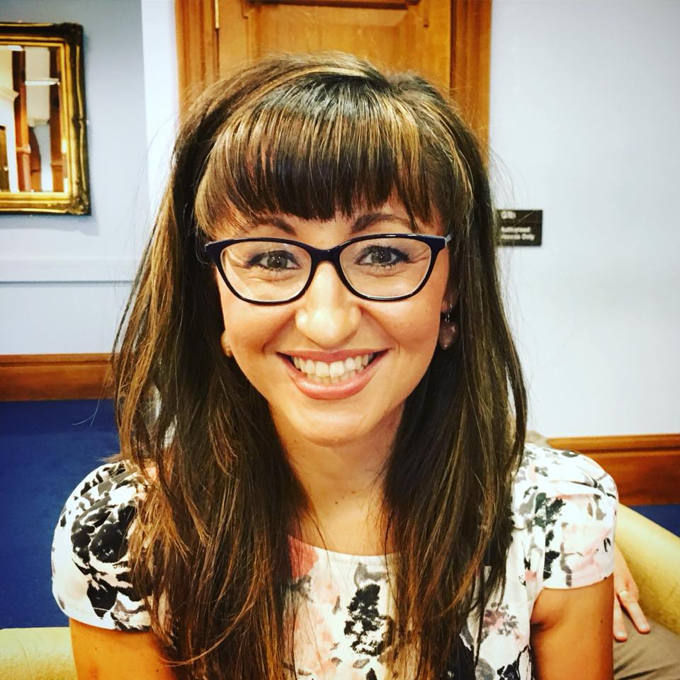 next step? - Charlotte is our superstar communities coordinator. She will help you find the best community for you!