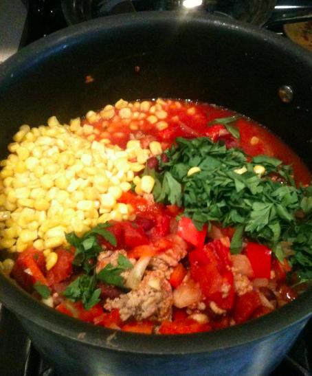 Body Beast Turkey Chili Recipe