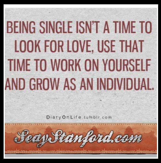 Being Single is the time to grow as an individual