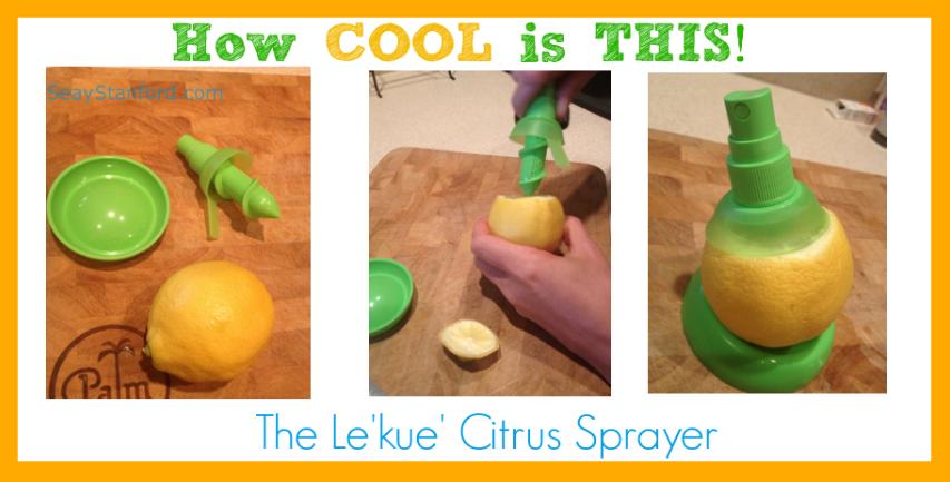 LeKue Sprayer