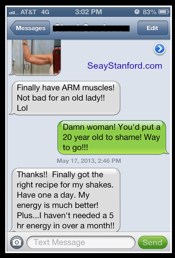 This 50 Year Old Mom finally has ENERGY!