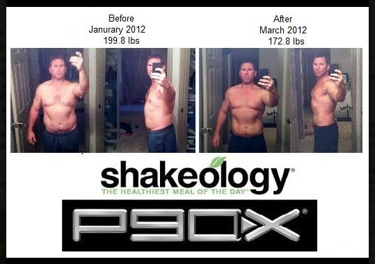 Chris is a 42 year old male that joined my February 2012 Challenge group