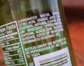 Brominated Vegetable Oil