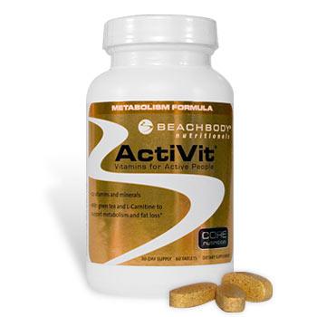 ActiVit® Multivitamin Body Toning Formula