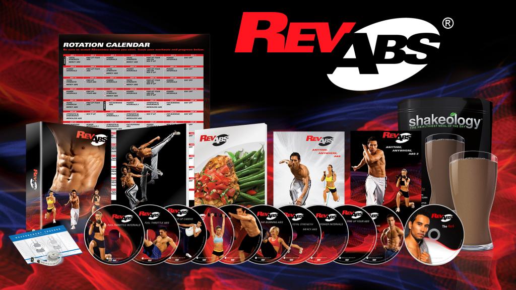 RevAbs Beachbody Fitness Program