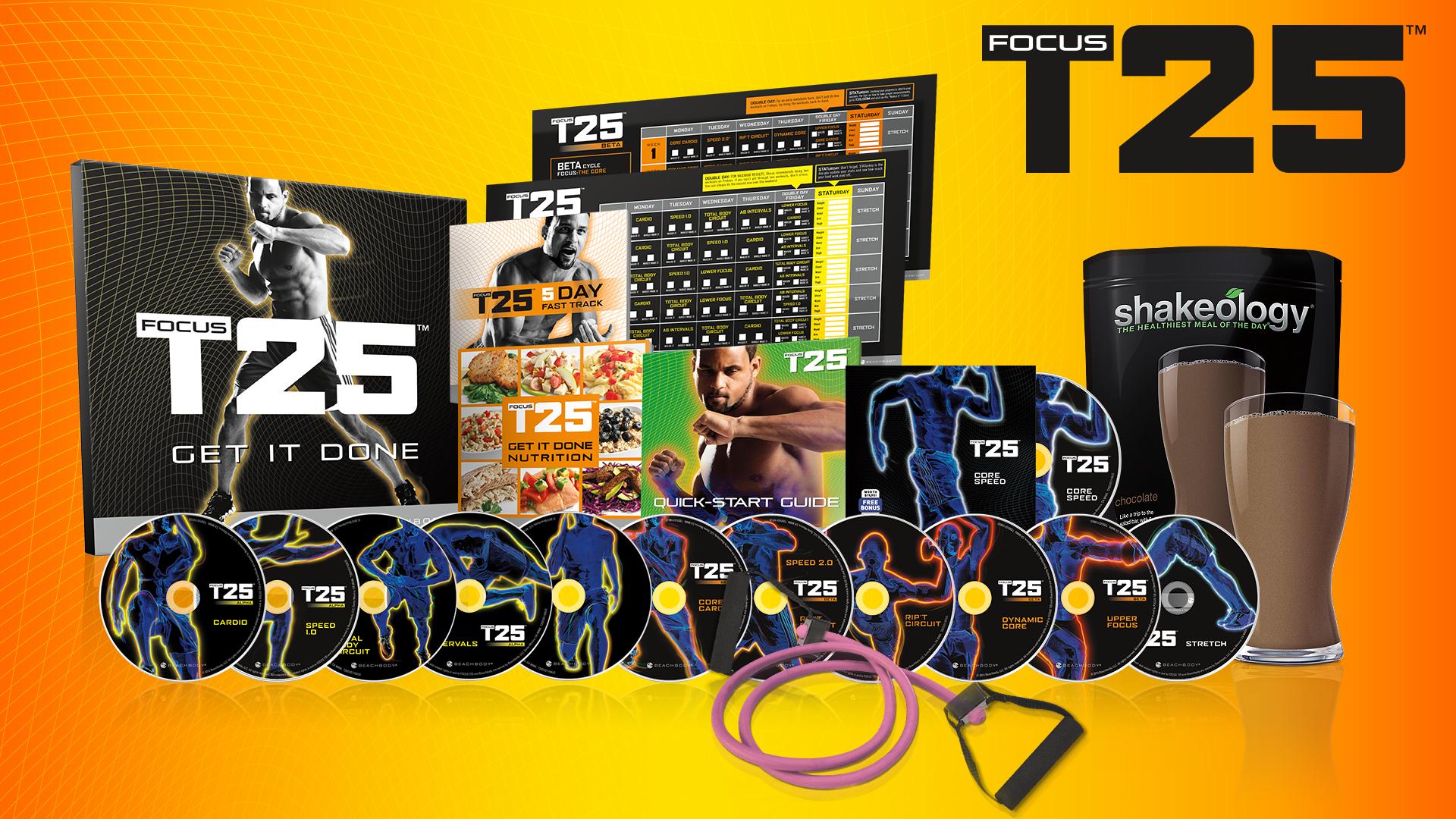 Order T25 Challenge Pack