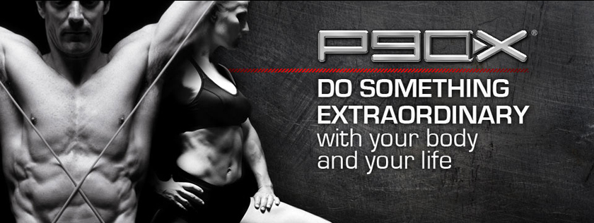 P90X Do Something Extraordinary