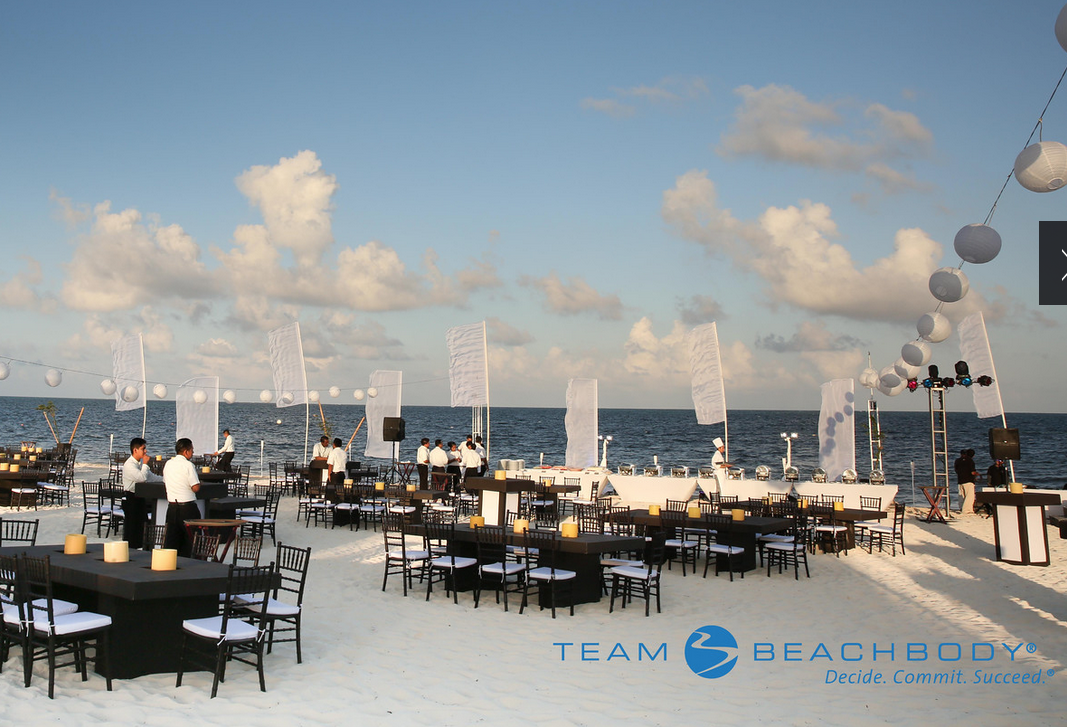 Beachbody Elite Party