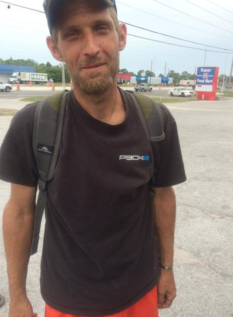 Homeless City Volunteer