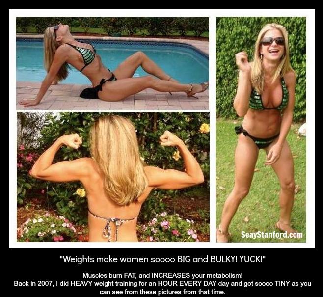 Seay Stanford best weight program