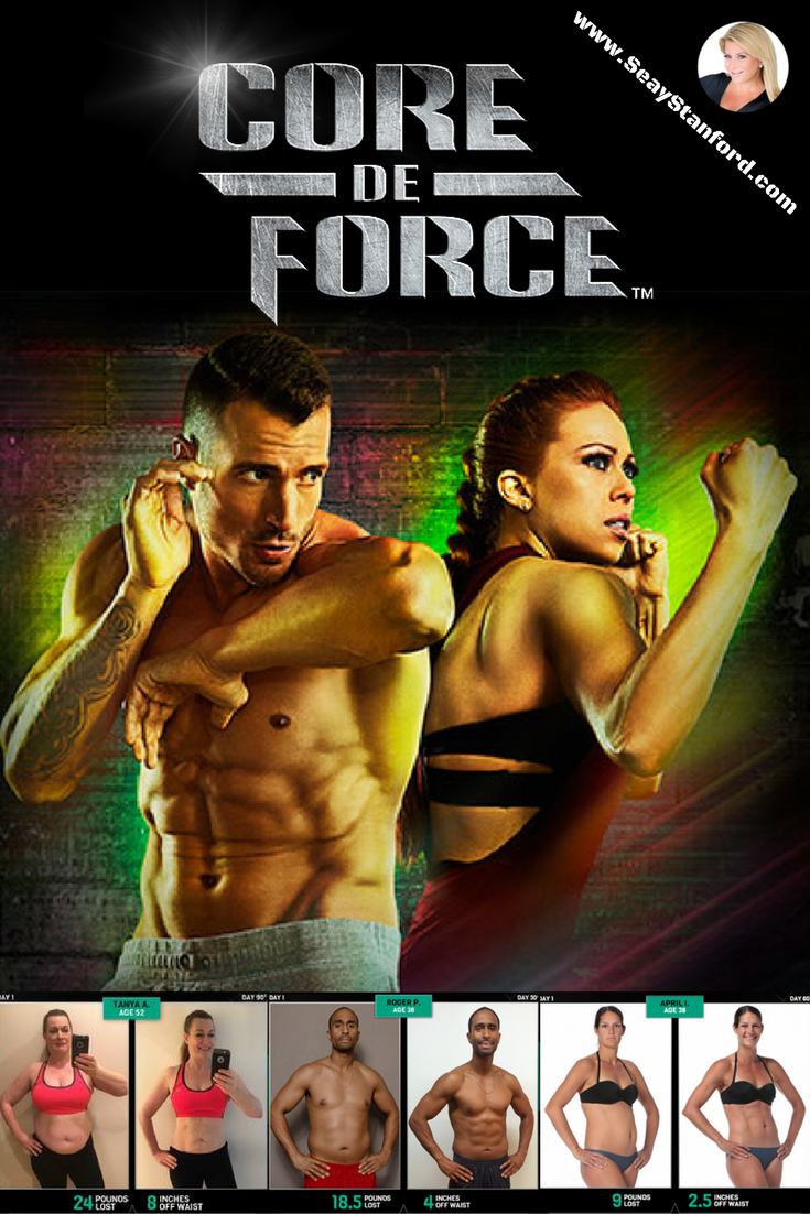 Core De Force by Beachbody