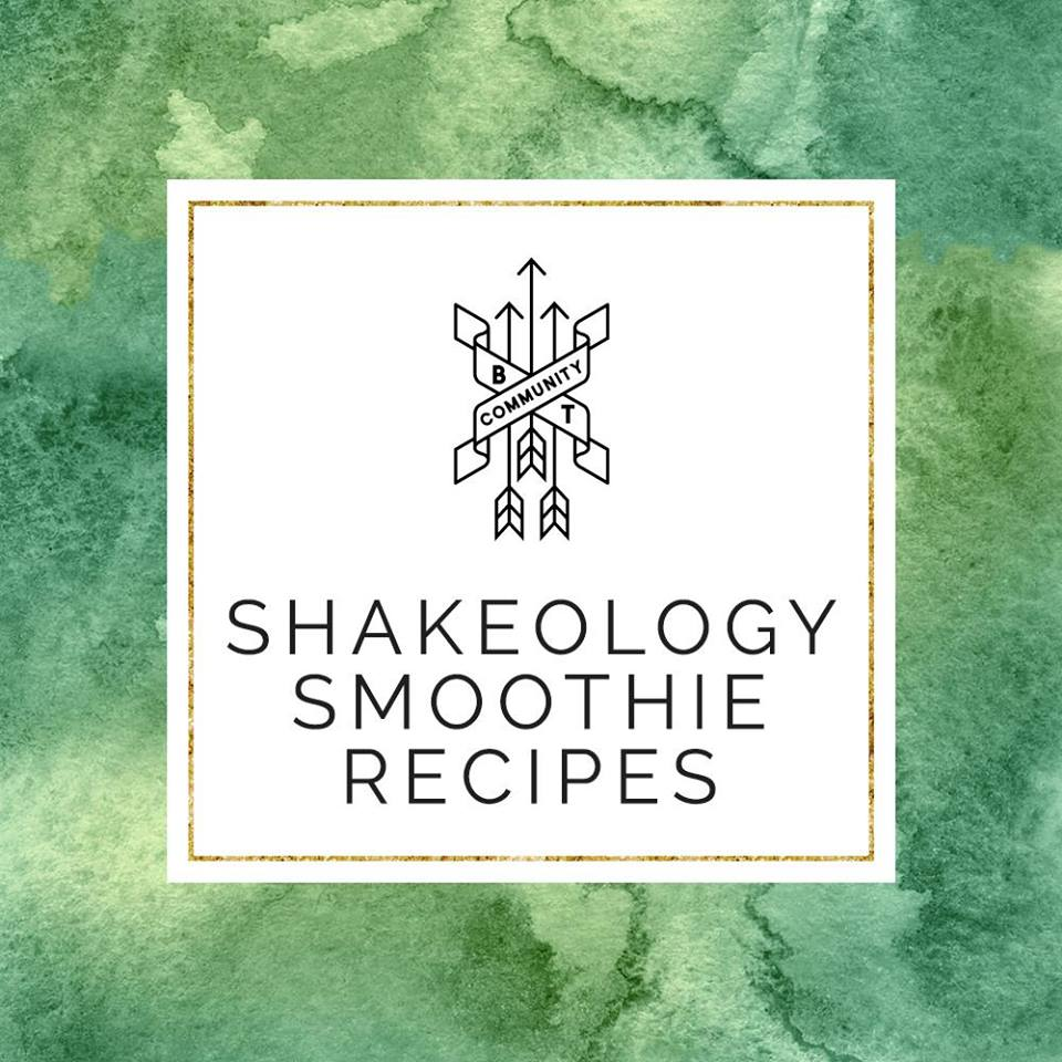 Shakeology Smoothie Recipes