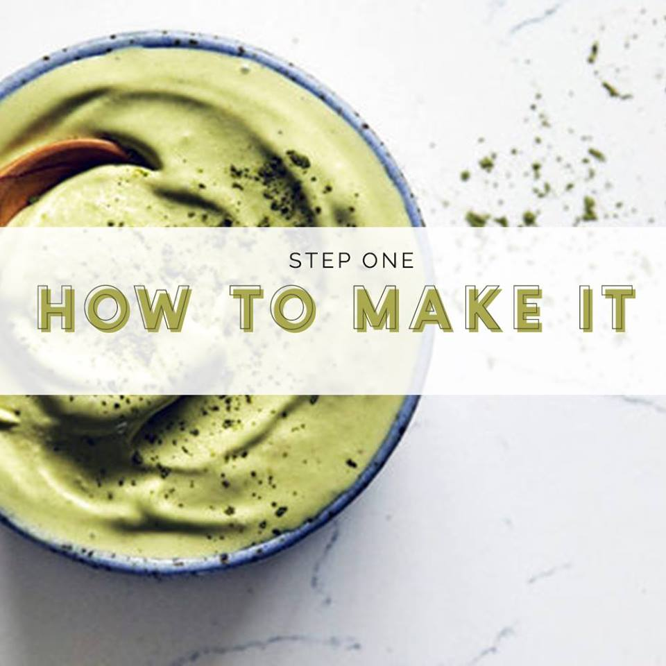 How to make it!