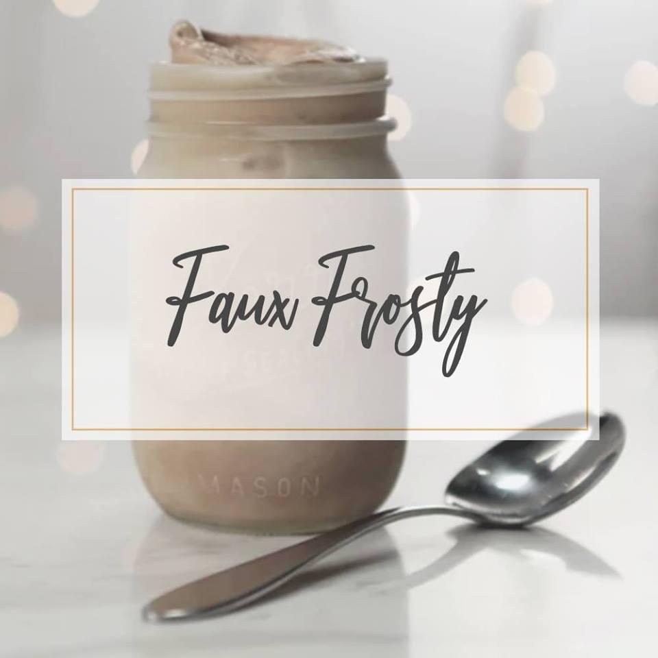 Faux Frosty